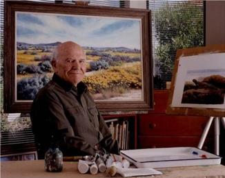 Robert C. Stebbins, Kensington Residence Studio, 2004                  Museum of Vertebrate Zooology, UC Berkeley