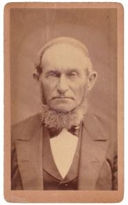 Ebrill Ferst Fens: Inventor, prospector, naturalist, poet.