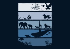 http://www.designbyhumans.com/shop/t-shirt/men/into-the-wild-animal/16433/